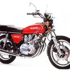 1980 Suzuki Gs550e Wiring Diagram Ford Transit 2006 Gs 550 E Red Suzi Technical Data Of Motorcycle