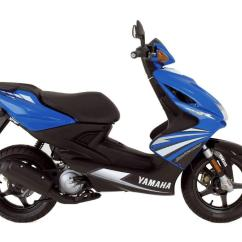 Yamaha Aerox Wiring Diagram For Bt Phone Socket 100 Technical Data Of Scooters