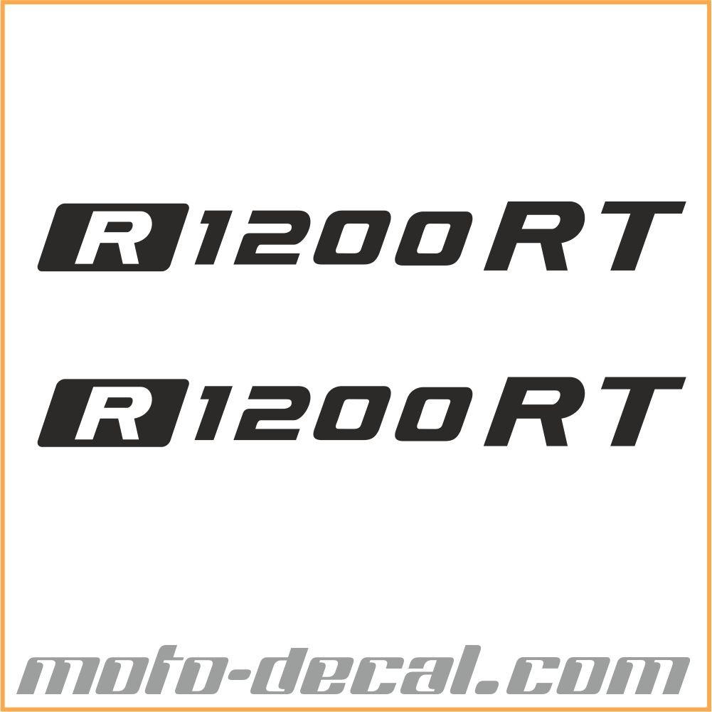 BMW R1200RT Logo Sticker Decal