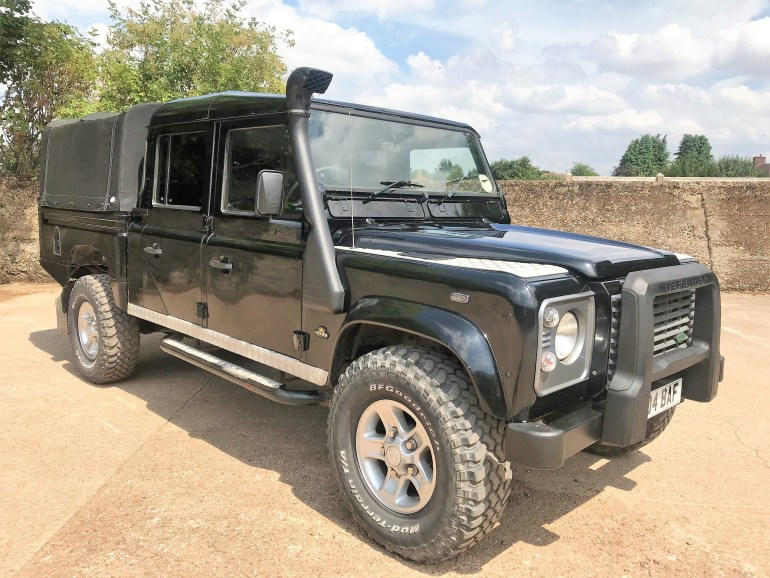 1998 Defender 130 300TDi HiCap Doublecab Auto for sale at motodrome