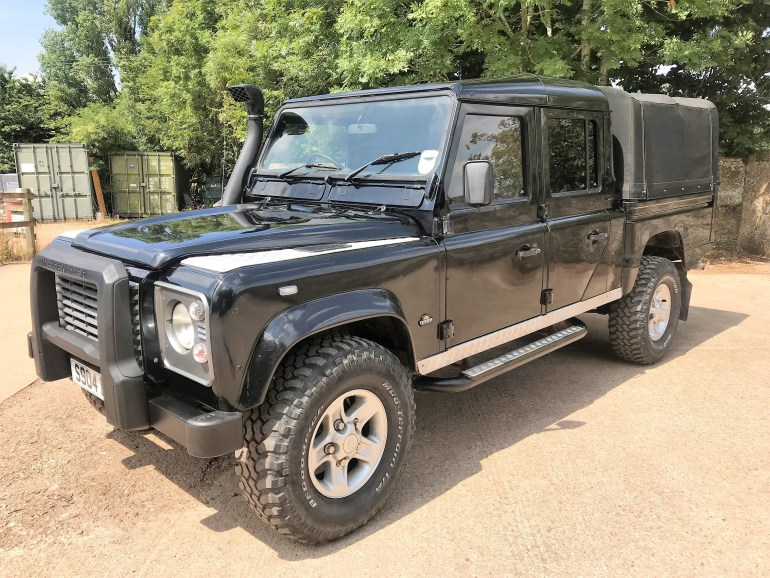 1998 Defender 130 300TDi HiCap Doublecab Auto for sale