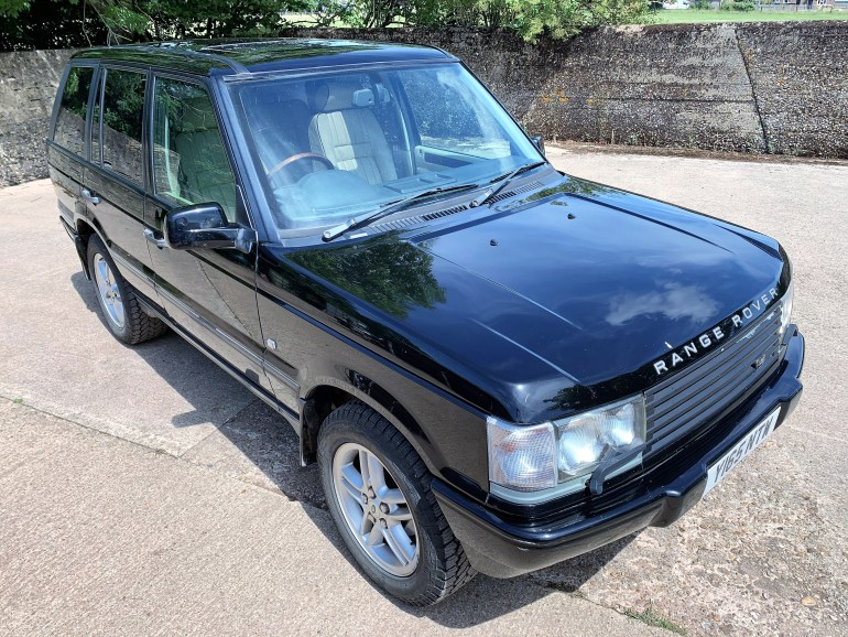 range rover 2.5DHSE auto for sale at motodrome