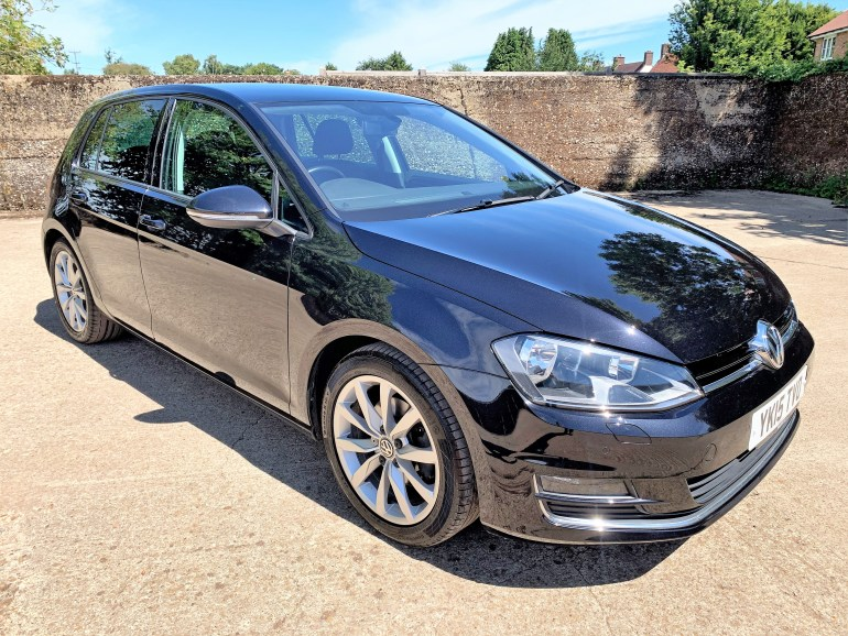 2015  VW Golf 1.4TSi BlueMotion Tech ACT GT 5-door petrol 6 speed manual for sale at motodrome