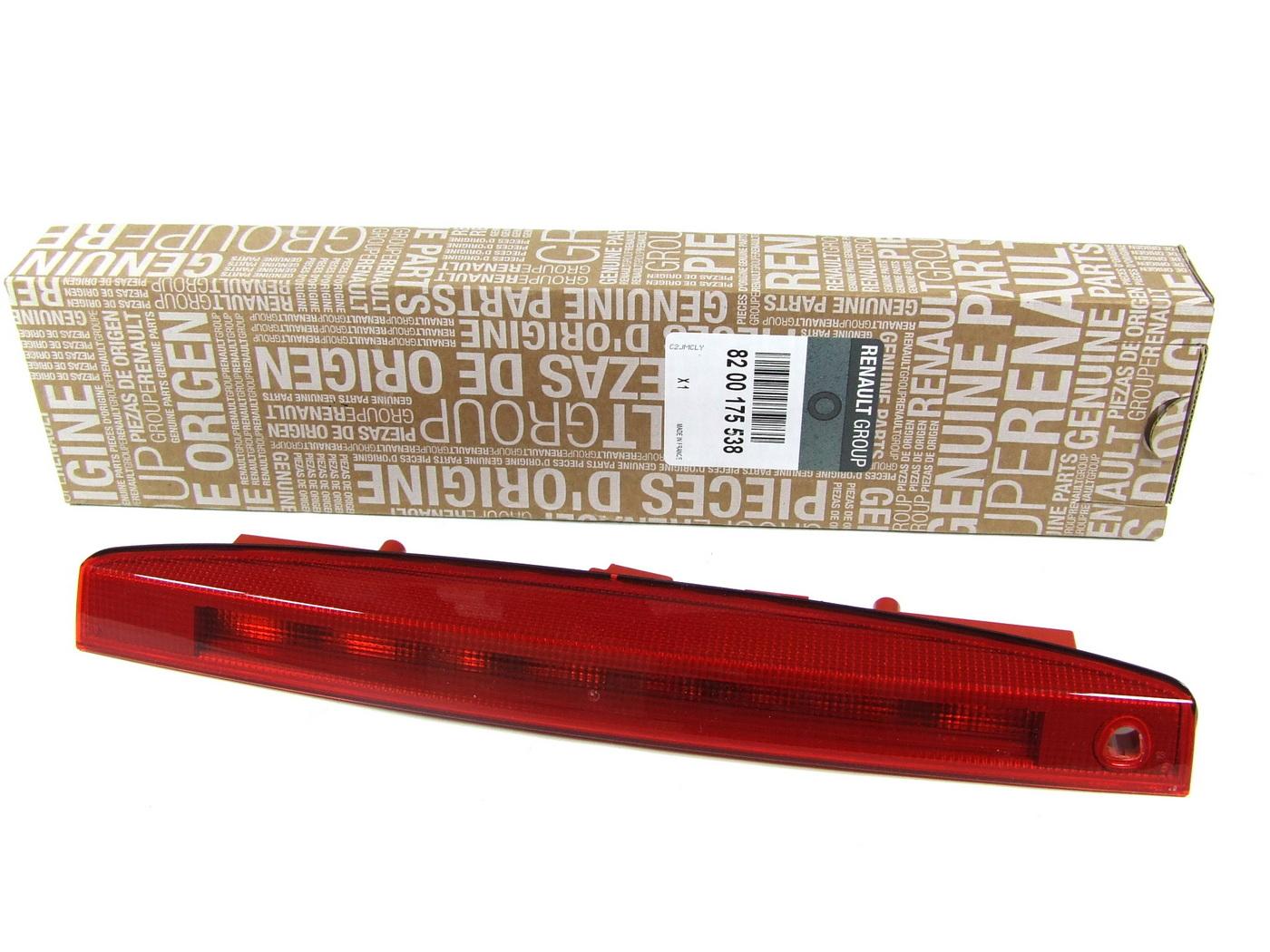 hight resolution of stop light renault megane ii grandtour original 8200175538 electricity moto dynamic