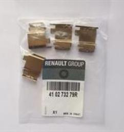 brake pads front axle renault master iii 2010 02 original parts renault 410604386r brakes moto dynamic [ 1400 x 1050 Pixel ]