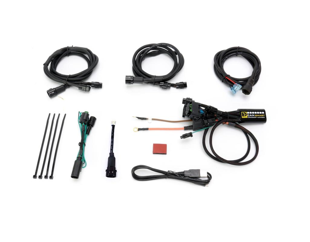 DENALI 2.0 Plug-n-Play CANsmart Controller for BMW F650