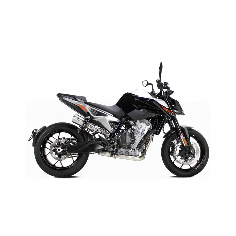 Echappement Ixrace MK02 - Ktm Duke 790 / L 2018-20 / Duke 890 R 2020 - moto-parts