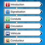 L'examen du permis moto – La circulation