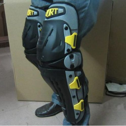 Genouillères jeu d3o Pour Moto Pantalon Protecteur