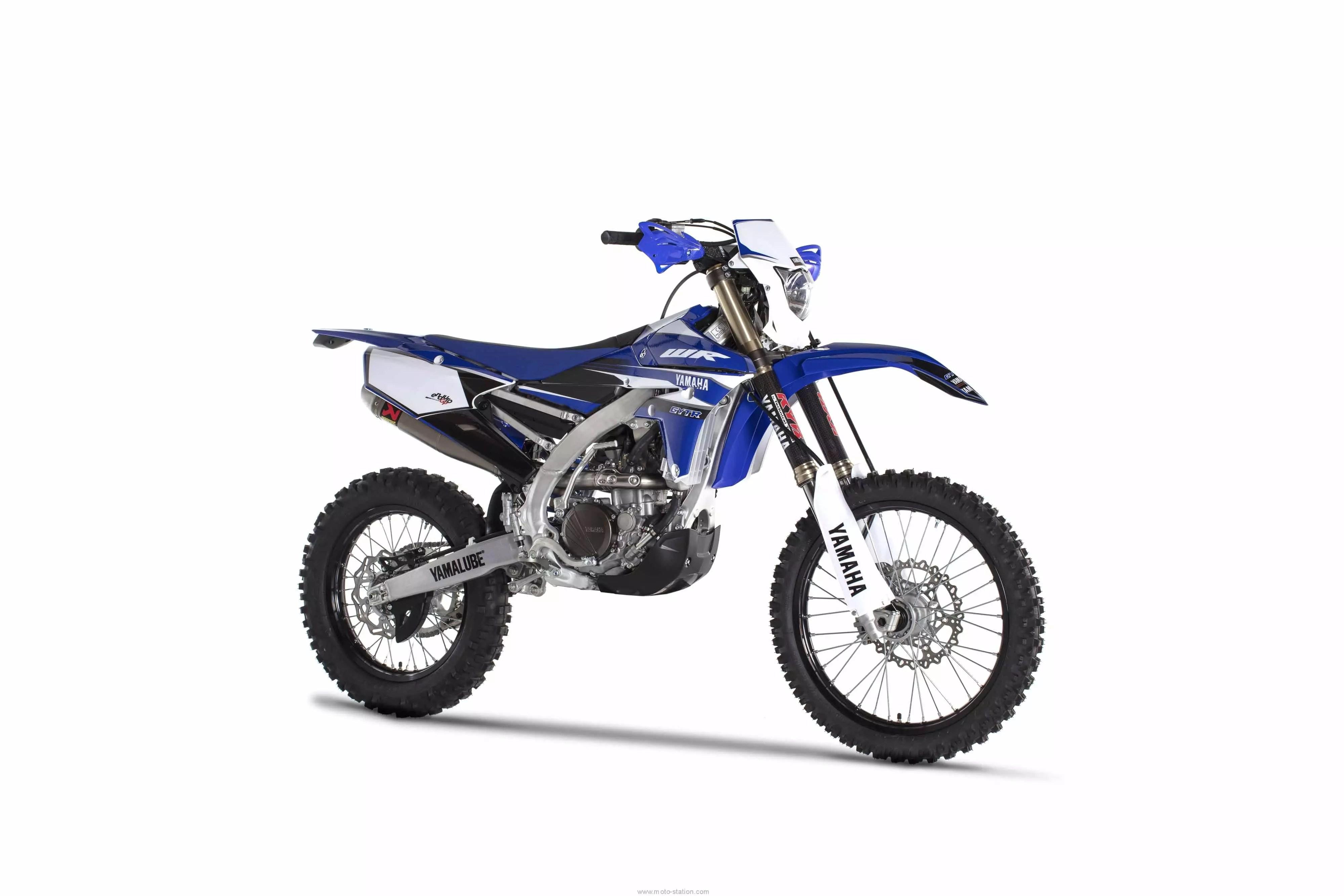 Les Yamaha 250 Et 450 Wr F Endurogp