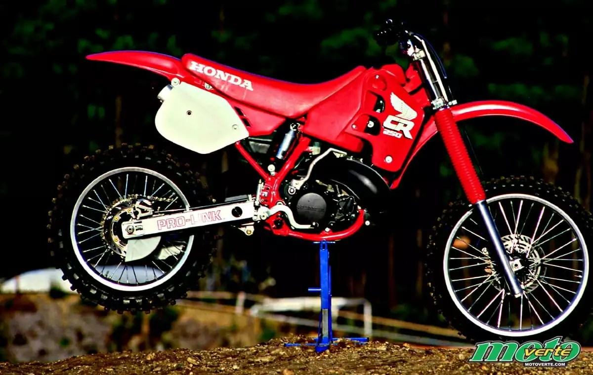 hight resolution of 1988 cr 250