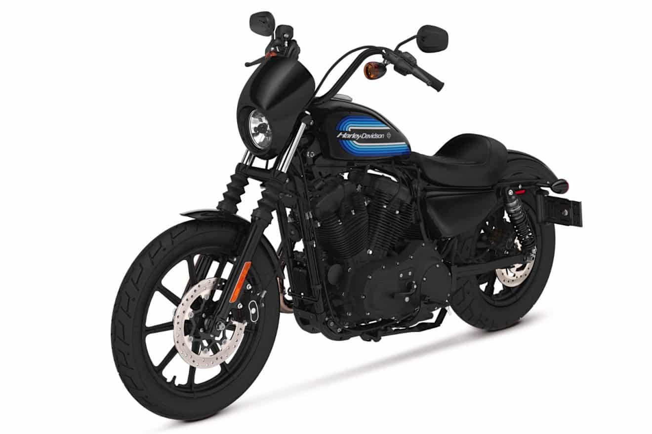 Essai Harley Davidson 2018 Forty Eight Special Et Iron 1200