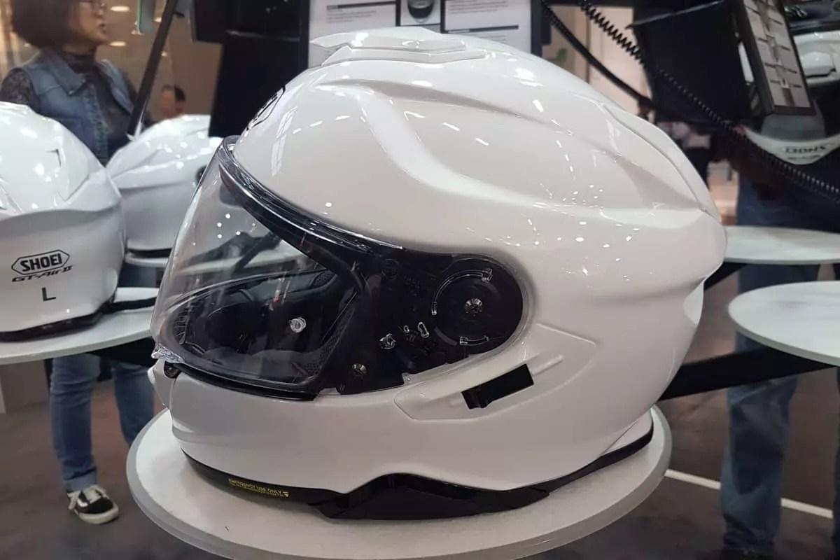 Shoei GTAir 2  Pour gagner en efficacit  Moto Revue