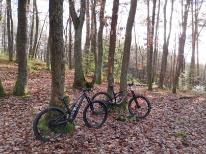Stumpjumper et Rocky Altitude
