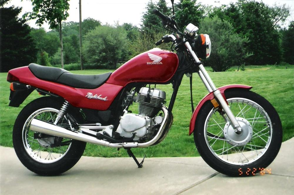 medium resolution of honda cb250 nighthawk 2005 1
