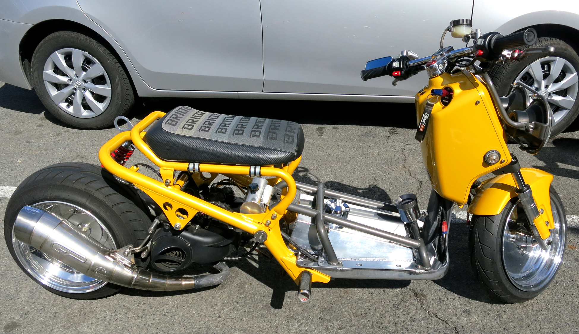 Honda Pocket Bike