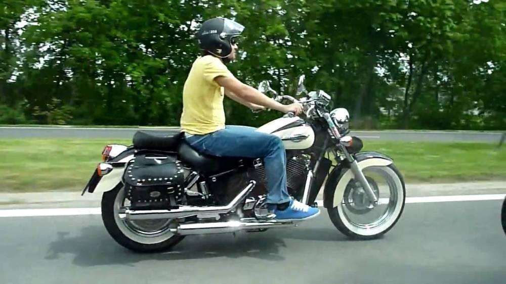 medium resolution of 1995 honda vt1100 ace shadow moto zombdrive