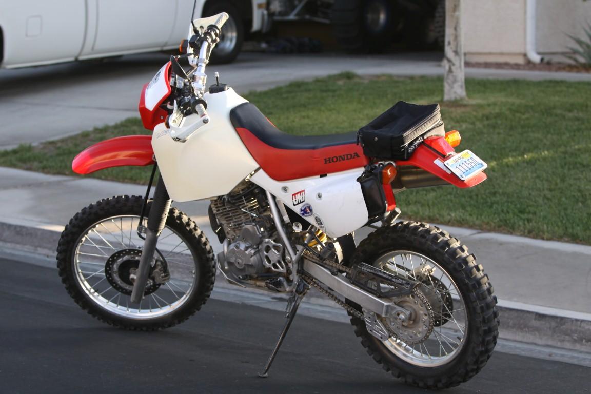 Dual Sport Electrical Wiring Honda Xr Dualsport Adventure