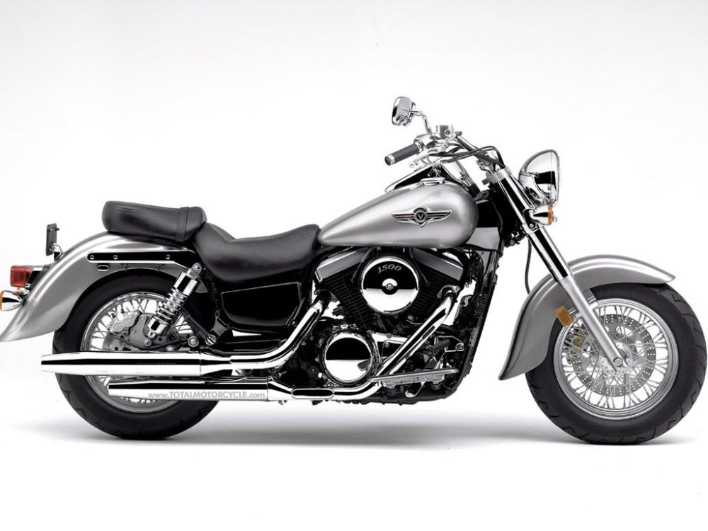 medium resolution of  kawasaki vulcan 1500 classic 2005 1