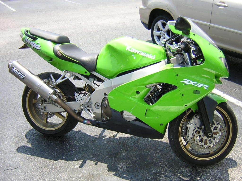 1999 Kawasaki Ninja Zx 9r Electrical Diagrams