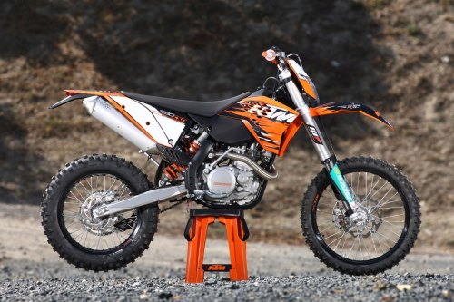 small resolution of ktm 530 exc 2009 5