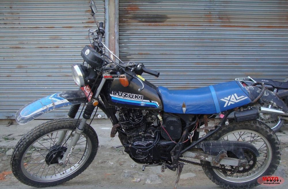 medium resolution of 1985 suzuki dr 250 s moto zombdrive