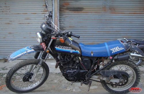 small resolution of 1985 suzuki dr 250 s moto zombdrive