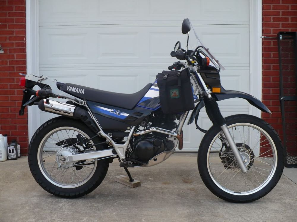medium resolution of yamaha xt 225 2005 10