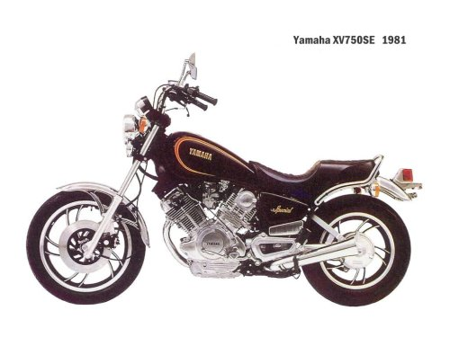 small resolution of  yamaha xv 750 se 1