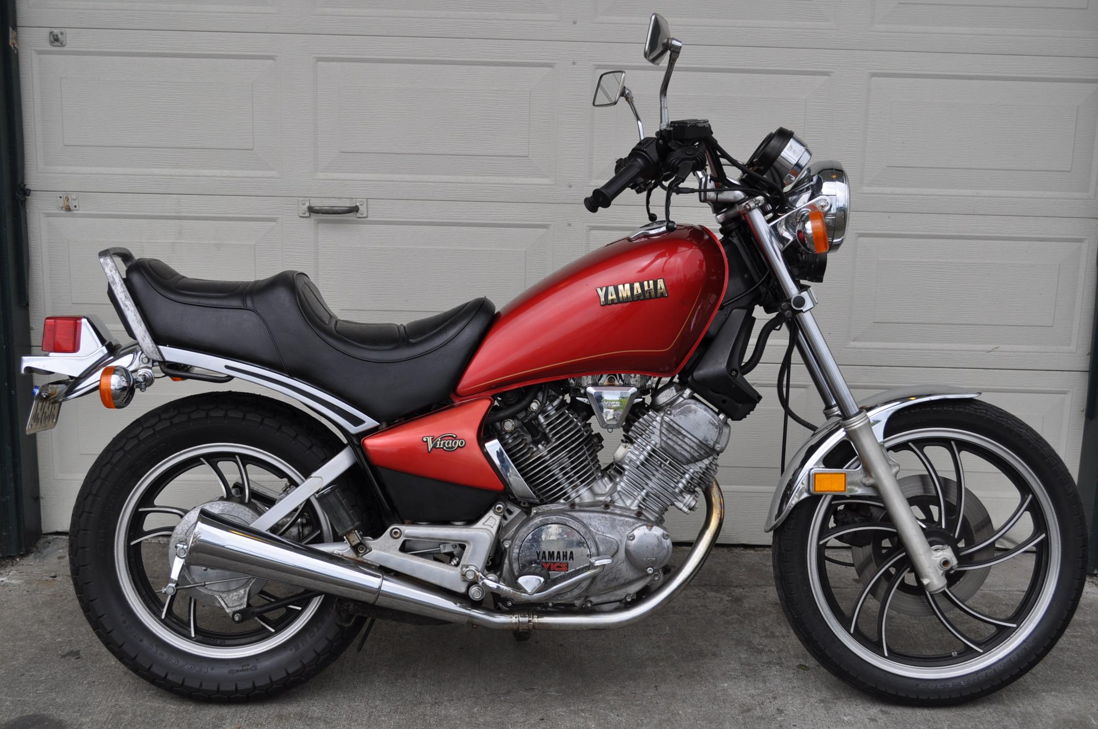 1983 yamaha virago xv500 wiring diagram pioneer remote xv 750 moto zombdrive com