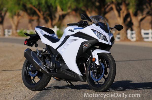 Top Speed Kawasaki 300 Abs - Year of Clean Water