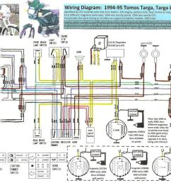 ural ignition coil wiring on 2014 triumph thruxton wiring diagramural wiring diagrams best wiring librarytomos moped [ 1280 x 996 Pixel ]