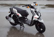 Bws 125 Modified - Year of Clean Water