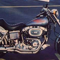 Harley Turns Petrol Into Noise Typical Wiring Diagram Walk In Cooler 1982 Davidson Fxe 1340 Super Glide Moto Zombdrive Com