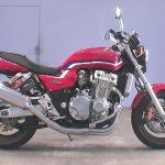 2002 Honda Cb1300 Super Four Moto Zombdrive Com