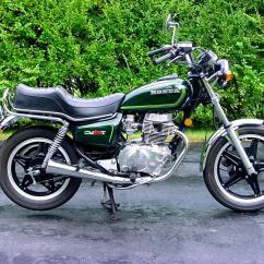 Honda Cb750k Wiring Diagram Krone Block 1980 Cm400t Moto Zombdrive Com Gallery
