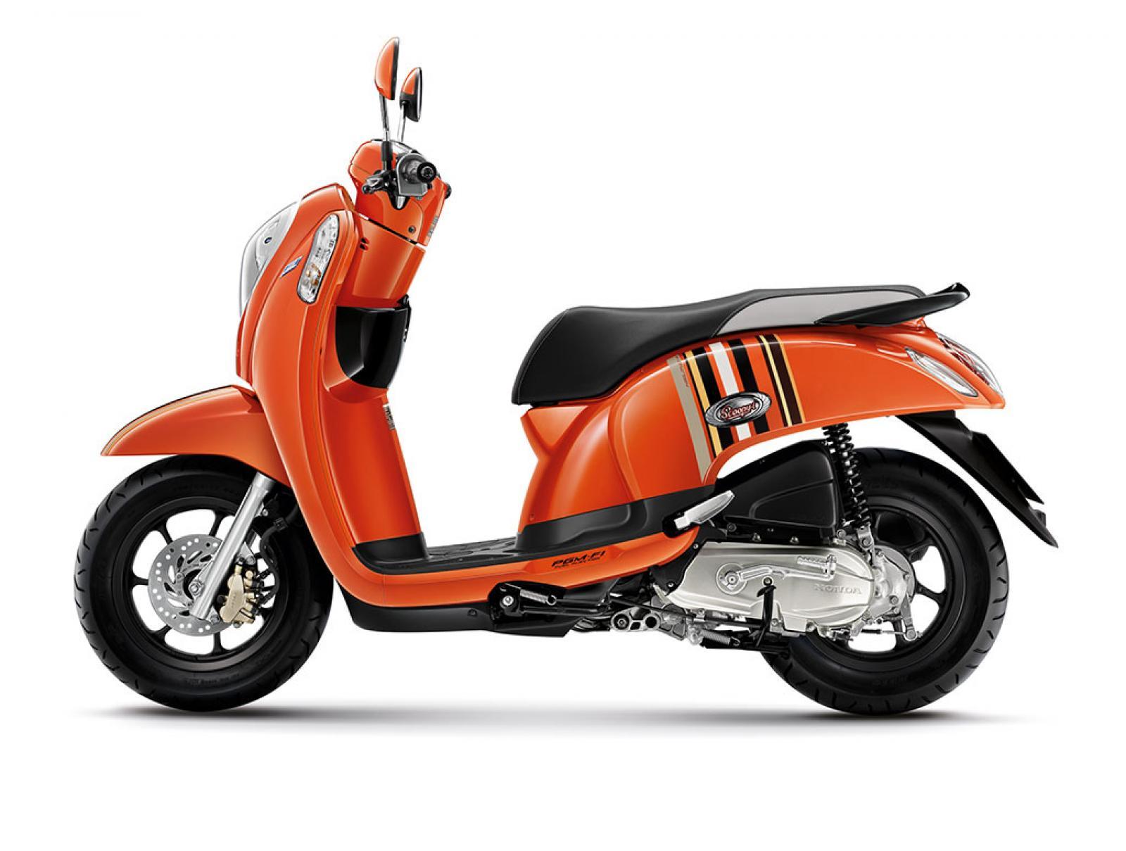2014 Honda Scoopy  MotoZombDriveCOM