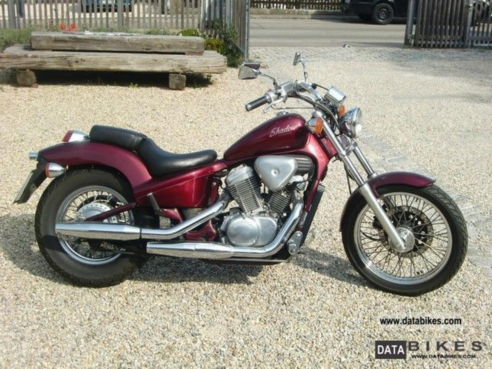 1989 Honda Shadow Motorcycle