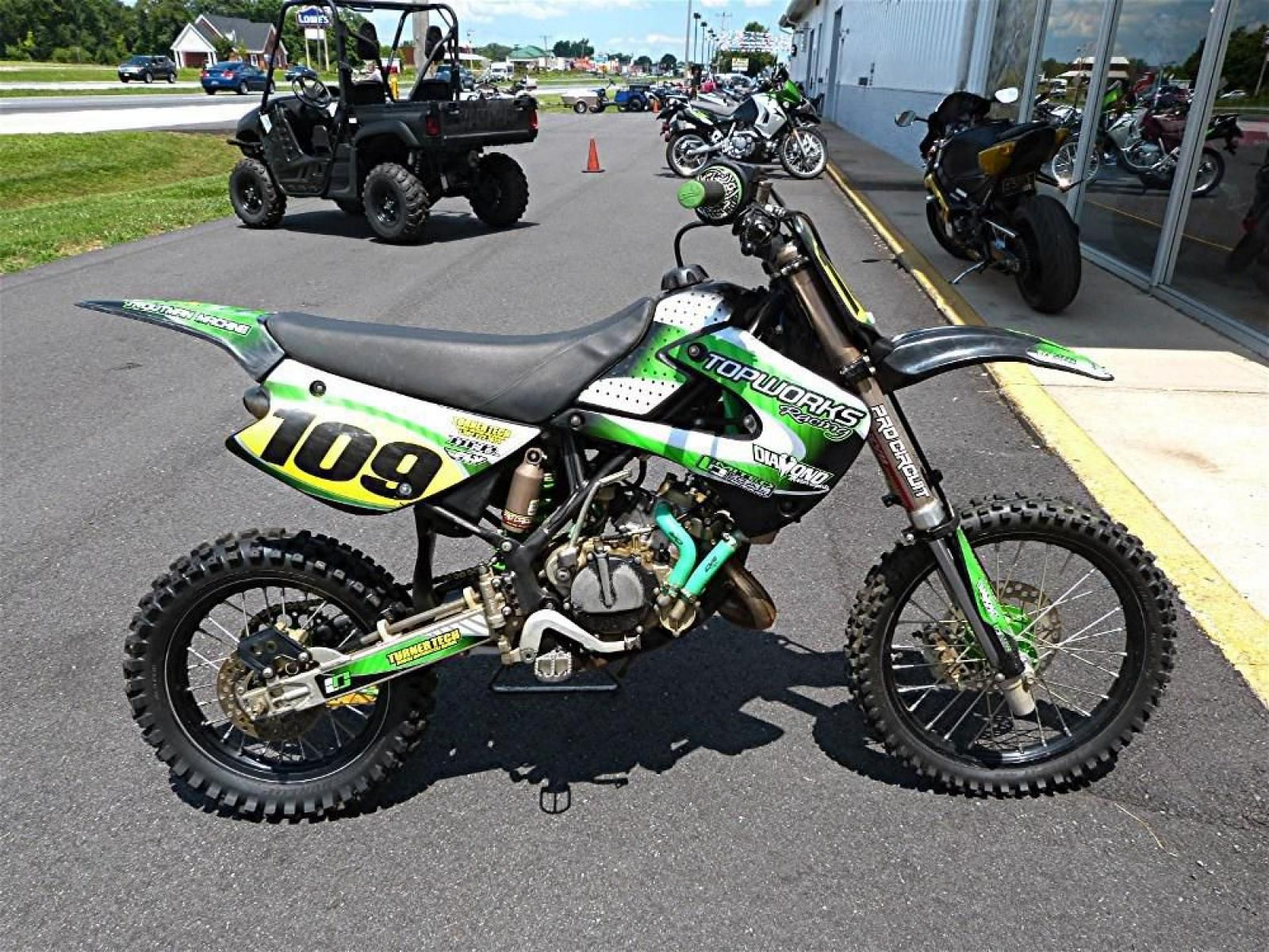 hight resolution of kawasaki kx85 2009 10 800 1024 1280 1600 origin