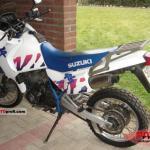 1995 Suzuki Dr 650 Rse Moto Zombdrive Com