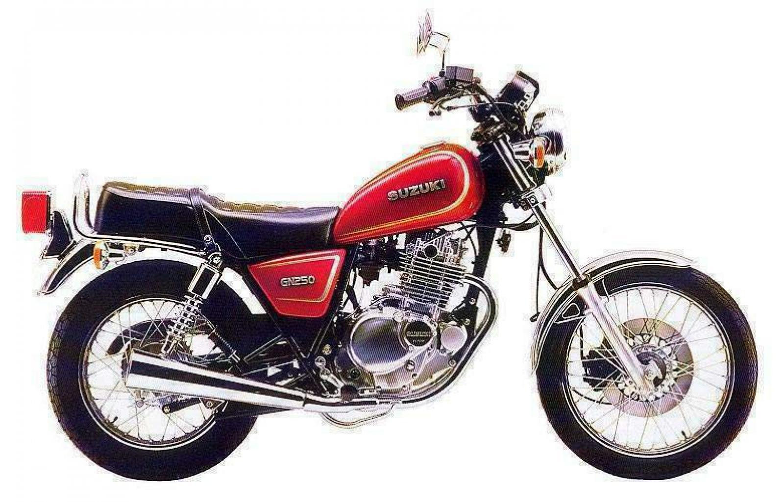 hight resolution of 1988 suzuki gn 250 e moto zombdrive com 1981 suzuki gs850g wiring diagrams 1988 suzuki gn