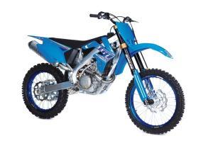2005 TM racing MX 450 F  MotoZombDriveCOM