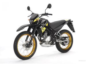 2008 Yamaha XT 125 R  MotoZombDriveCOM
