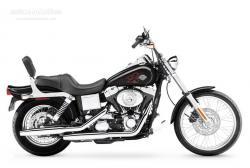 Harley-Davidson Harley-Davidson FXDWGI Dyna Wide Glide