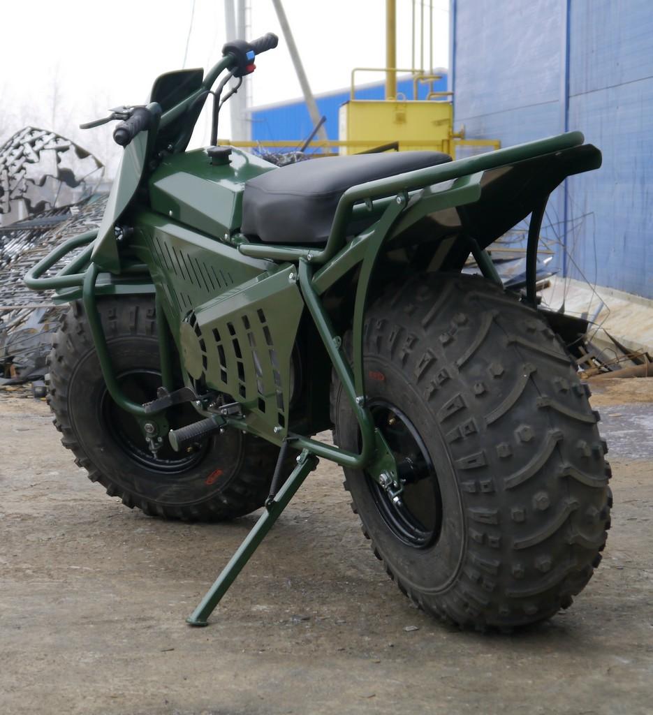 motorycle tarus