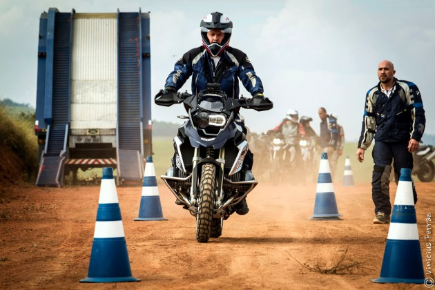 BMW Rider Experience