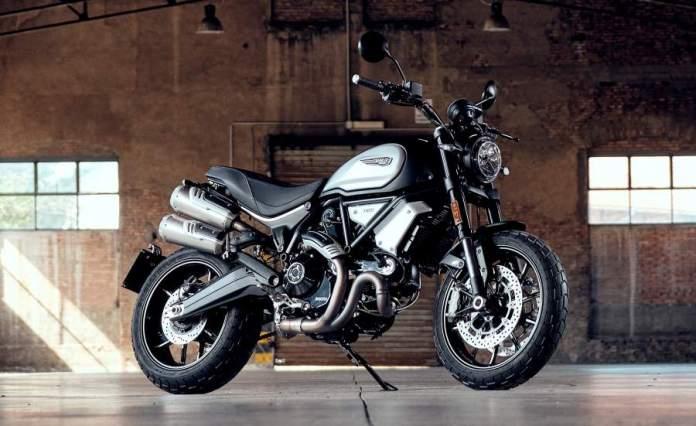 ducati-apresenta-versão-pro-dark-para-a-Ducati-1100-Scrambler
