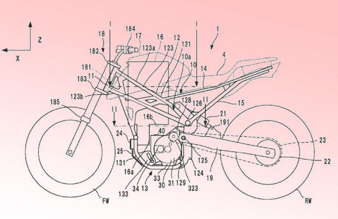 Honda-está-desenvolvendo-sua-primeira-moto-elétrica
