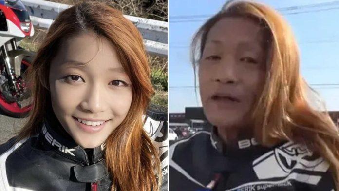 influencer-japones-motociclista-de-50-anos-se-passa-por-mulher-para-ganhar-seguidores