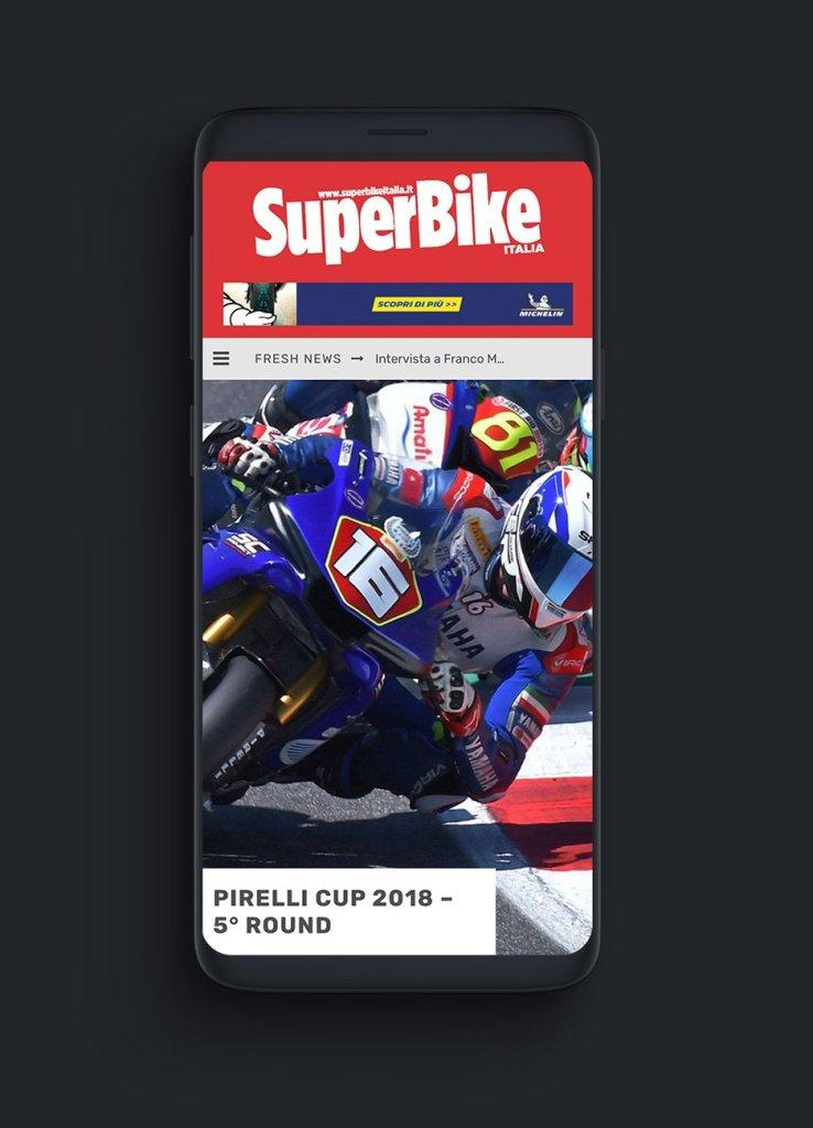 SuperBike Italia sito ufficiale della rivista